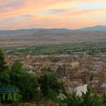 Granada_atardecer