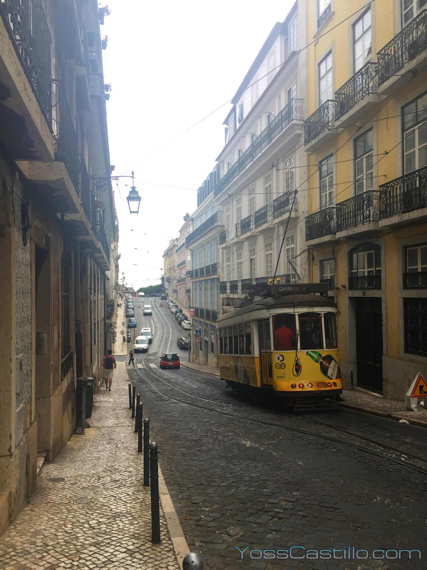 8 horas en Lisboa