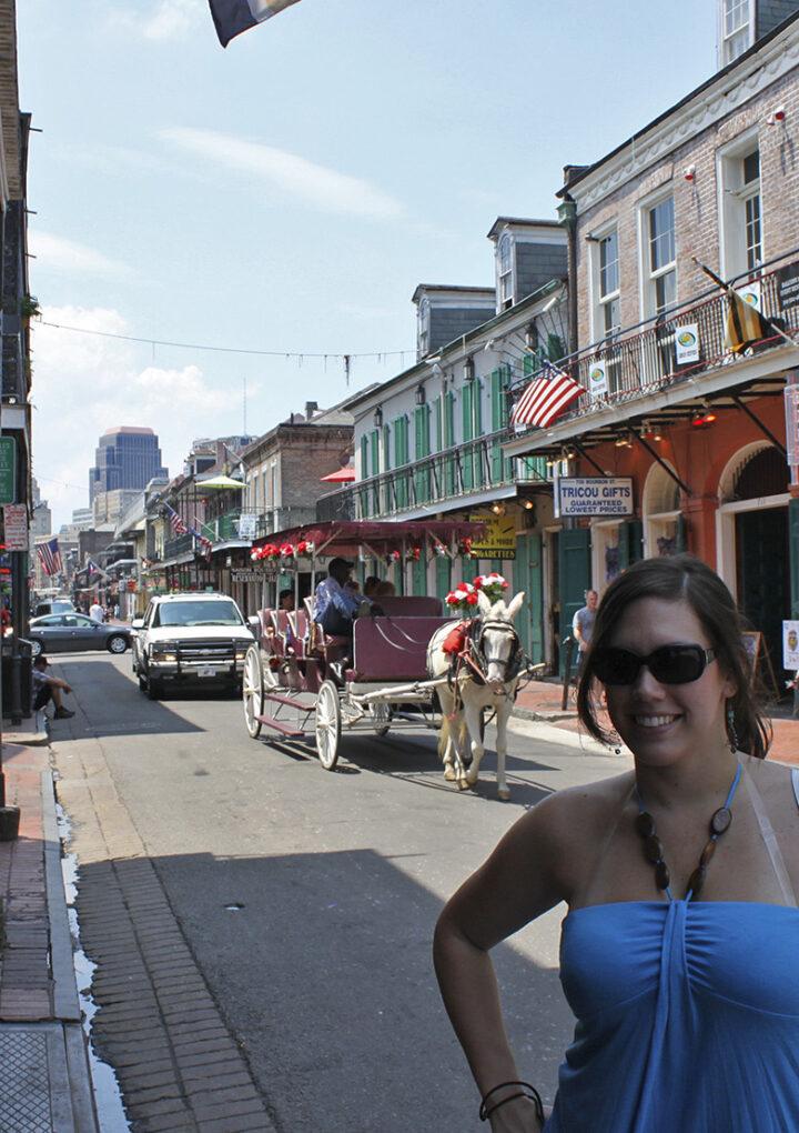 Bourbon Street – NoLa