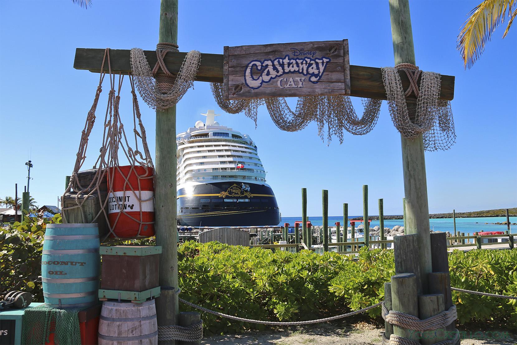 Castaway Cay – Isla privada de Disney