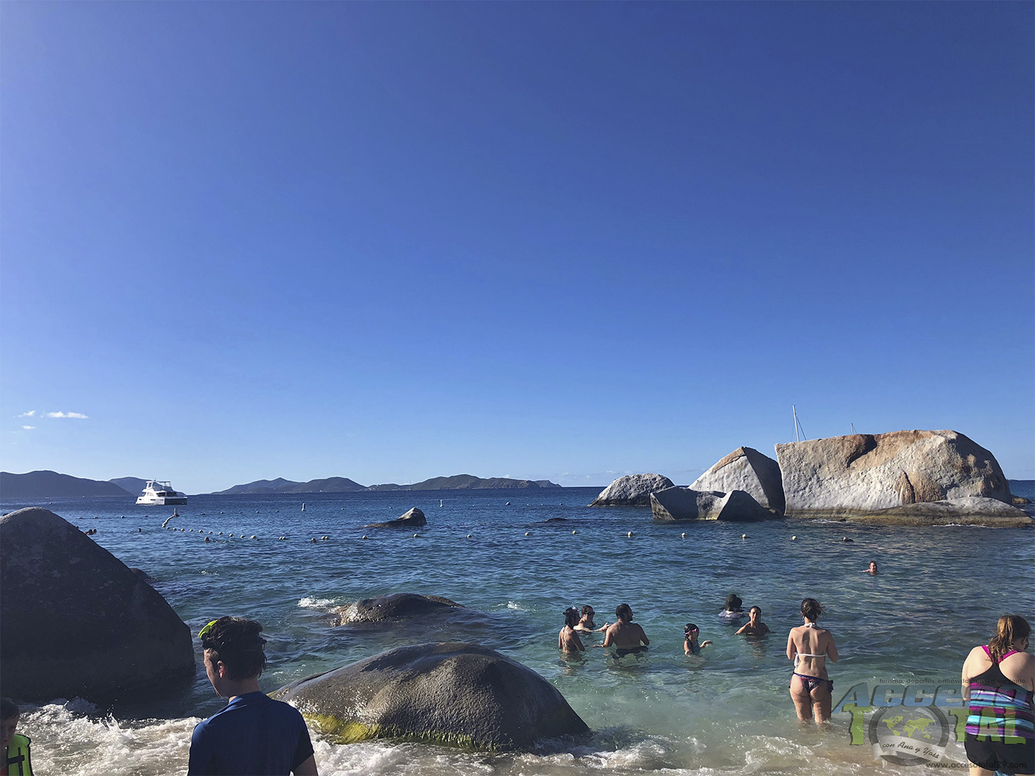 Devil's Bay – The Baths, Virgin Gorda