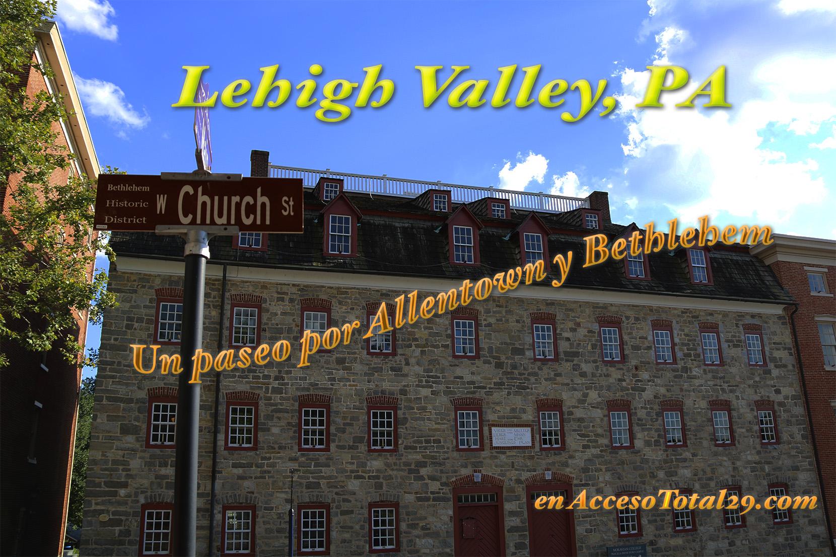 Lehigh Valley, PA