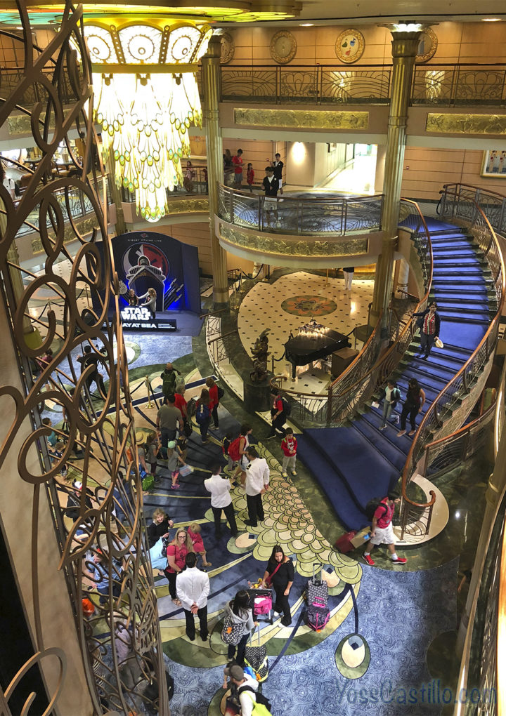 ¿Cómo es la experiencia en un Disney Cruise? -parte1-