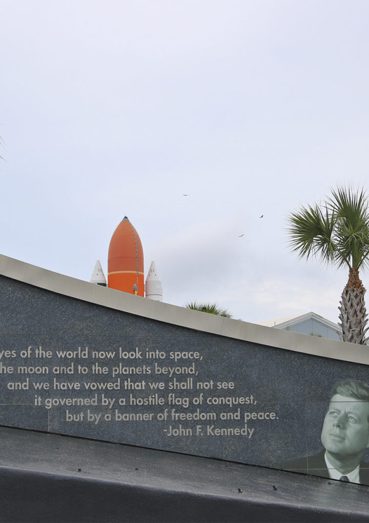 ¿Cómo visitar el Centro Espacial Kennedy?