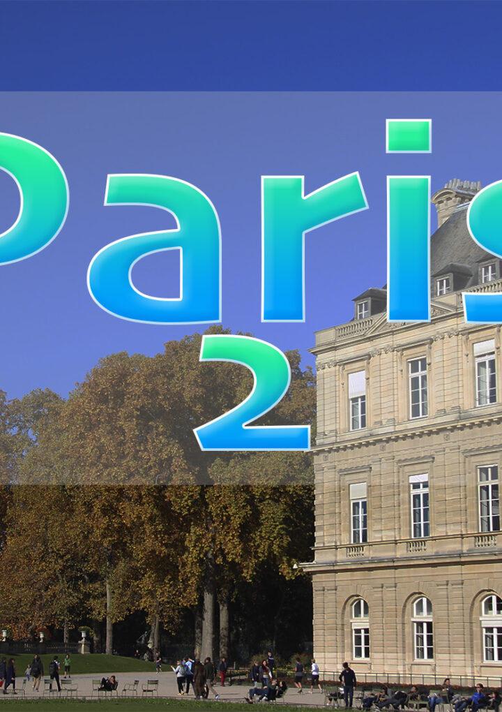 Más lugares para conocer en París