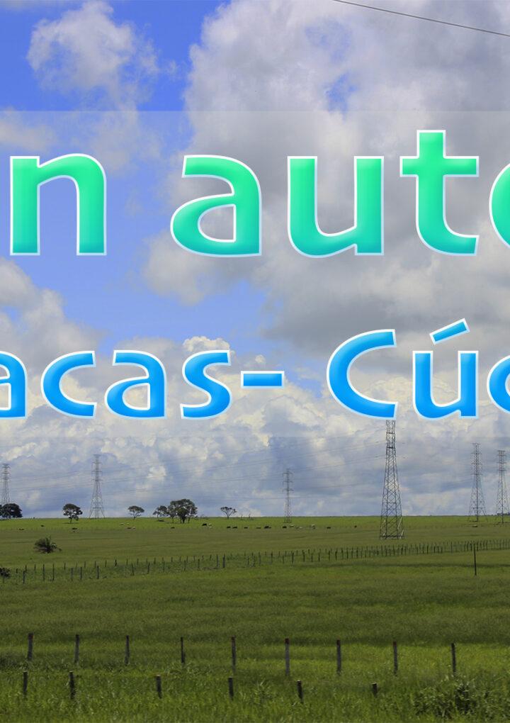 Viaje en auto desde Caracas hasta Cúcuta