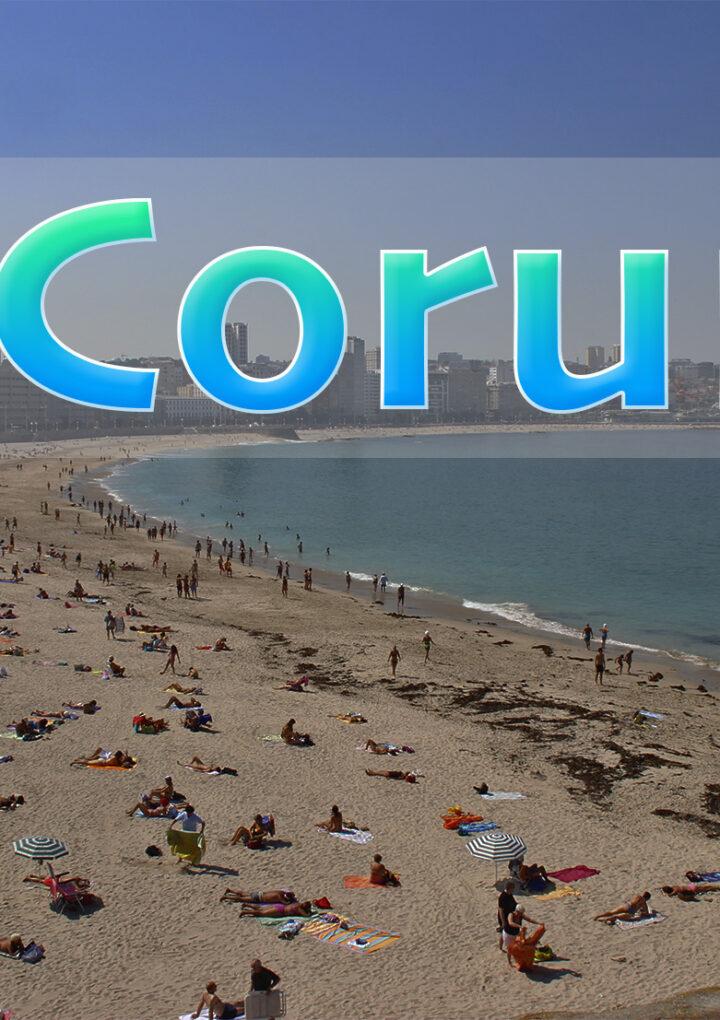 Un día en A Coruña