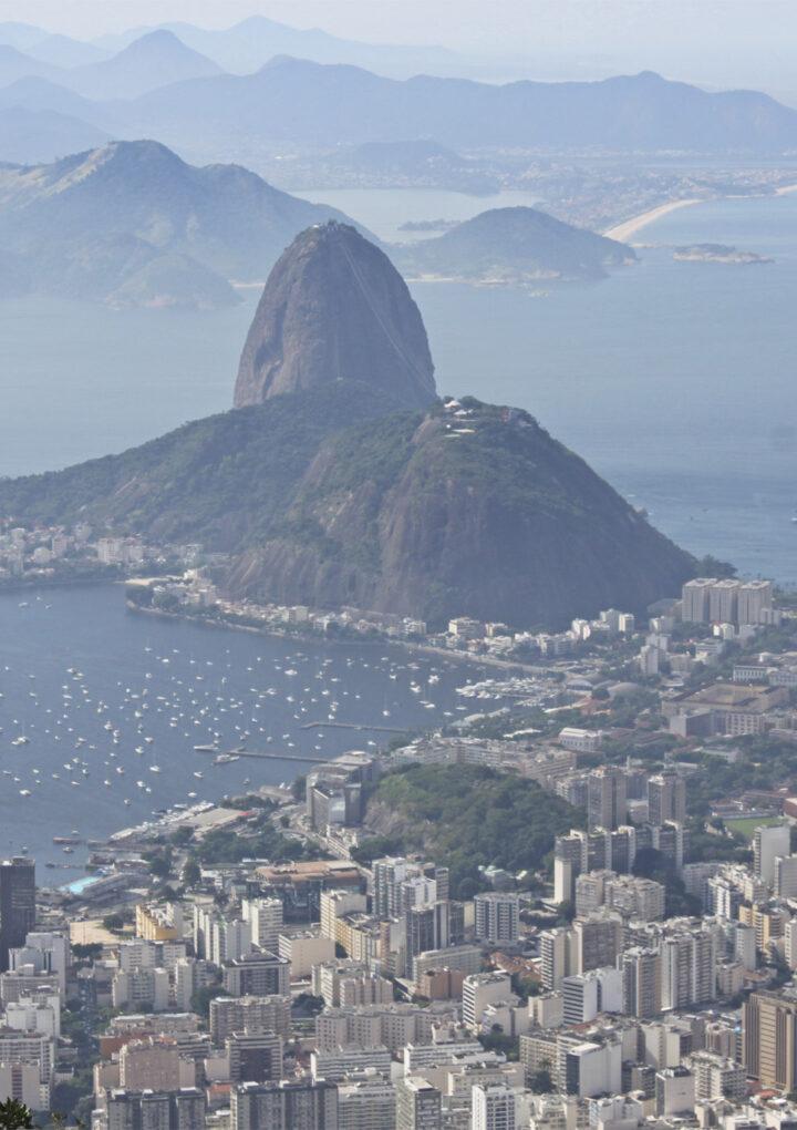 Lugares famosos que visitamos en Rio de Janeiro
