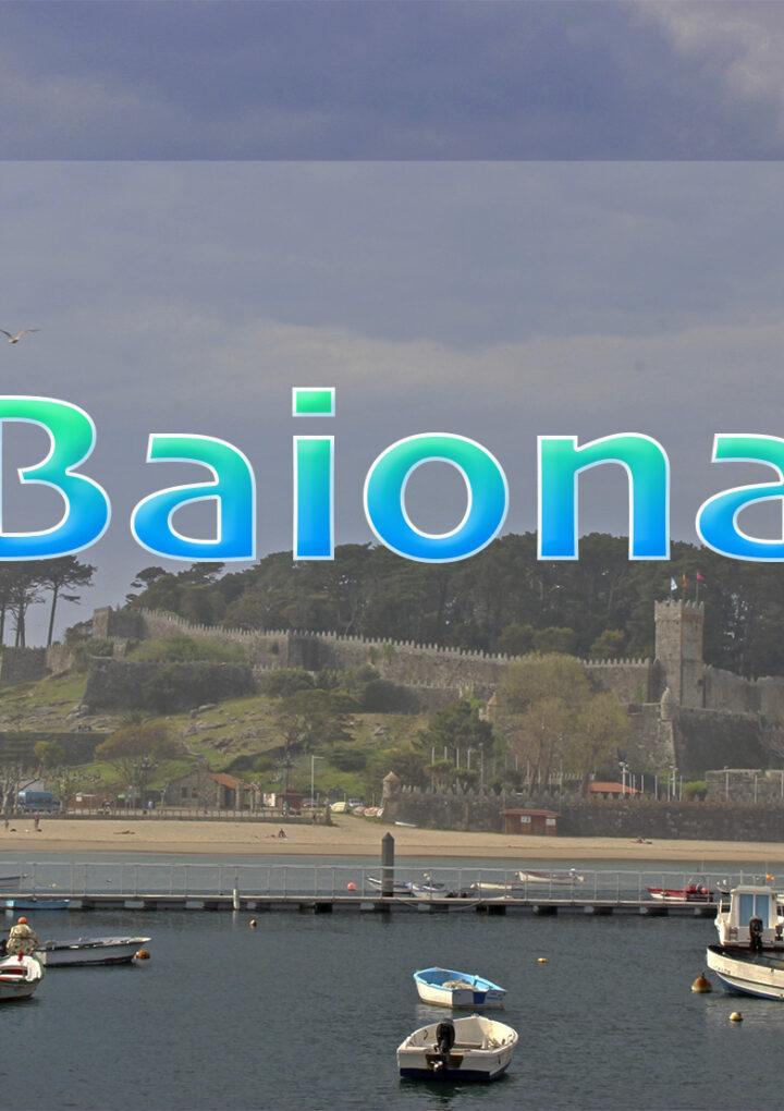 Paseo de medio día a Baiona